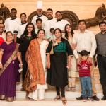 Ameeta Agnihotri at ITC Grand Chola Dineout