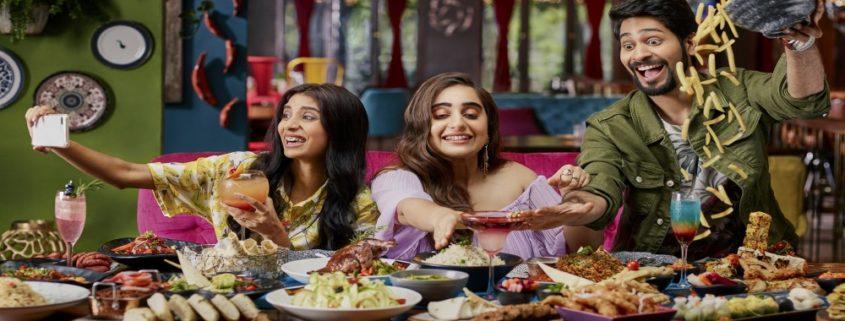 Best Buffets in Jaipur