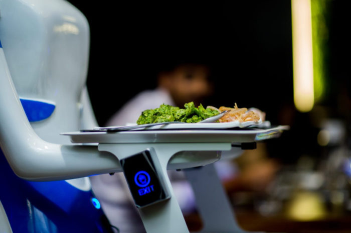 Robot Restaurant | Best Restaurants in Chennai