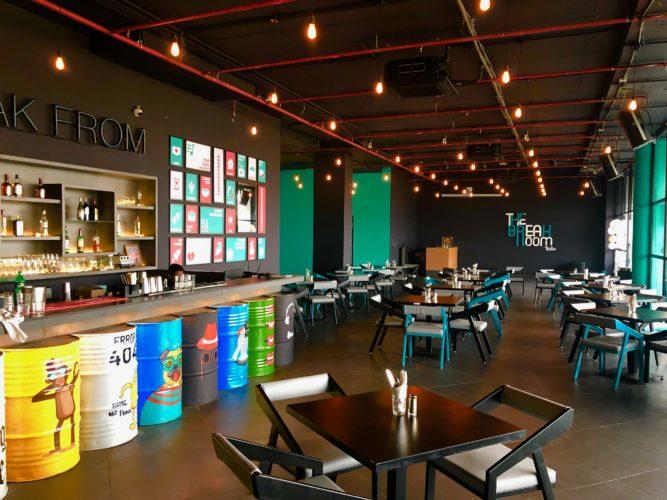 The Break Room | Best Bars in Pune