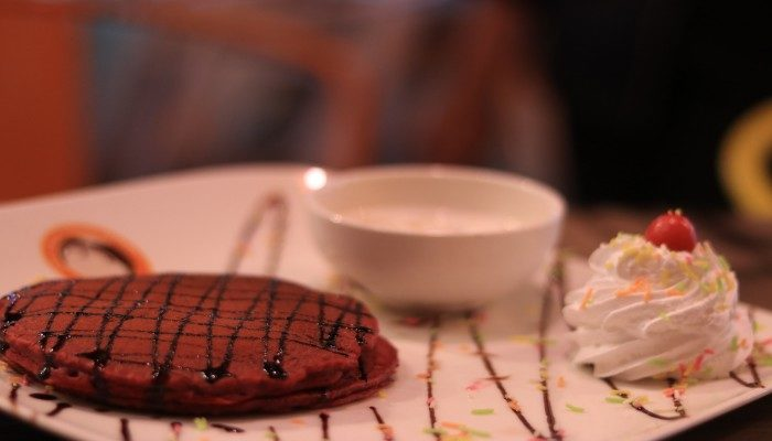 The Chocolate Room | Best Cafes in Lucknow