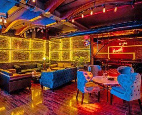 Breathe - Fine Lounge and Bar | Best Restaurants In Delhi