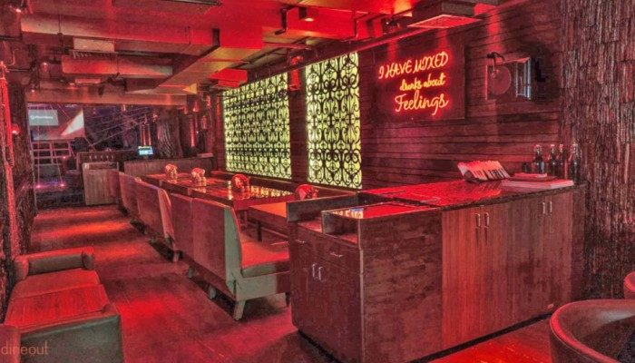 Best Bars in West Delhi