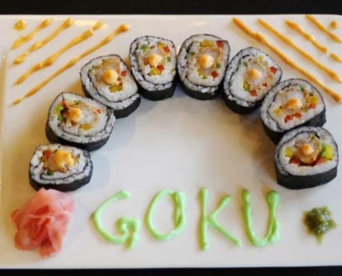 Goku | Top Restaurants In Lucknow