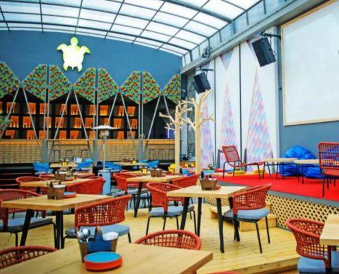 Lazy Shack | Best Restaurants In Chandigarh