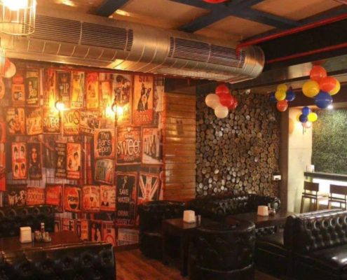 Public Headquarter | Best Restaurants In Delhi