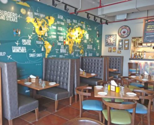 The Small World Cafe | Best Party Restaurants in Ludhiana
