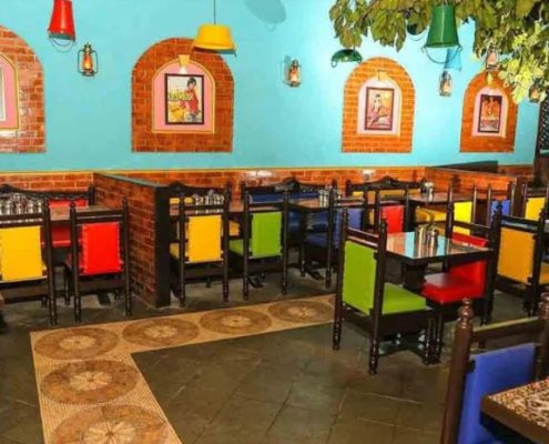 Angrezi Dhaba | Best party restaurants in Mumbai