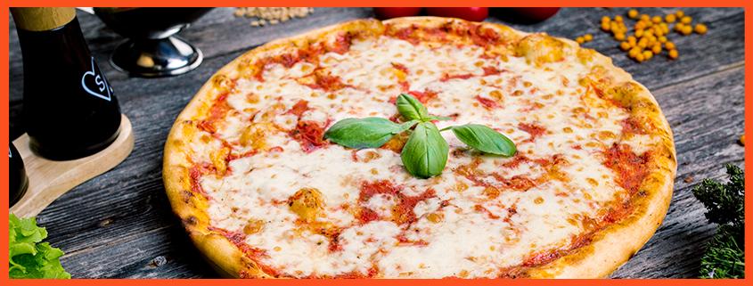 Top 5 Pizza Places In Vadodara