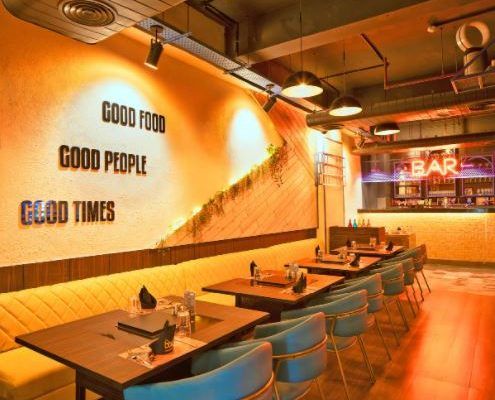 Barbeque Company | Best party restaurants in Delhi