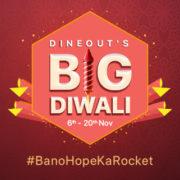 Restaurants for Diwali party in Delhi