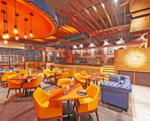 Boombox Bar Xchange | Top Restaurants in Lucknow