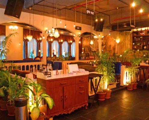 Echoes | Best party restaurants in Kolkata