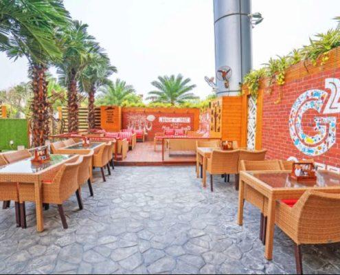G2 Cafe | Best party restaurants in Delhi