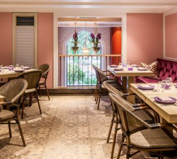 Nara | Best party restaurants in Mumbai