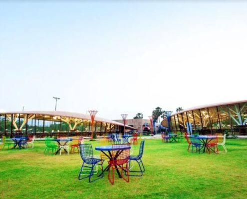 Pavilion | Best party restaurants in Surat