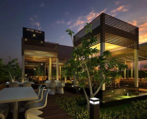 Spice Villa | Best party restaurants in Surat