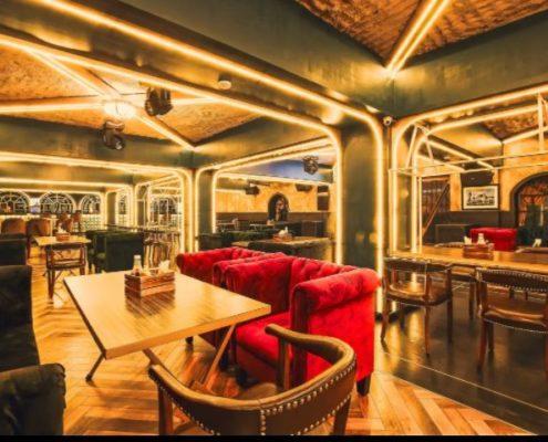 Station Bar | Restaurants for Diwali party in Delhi