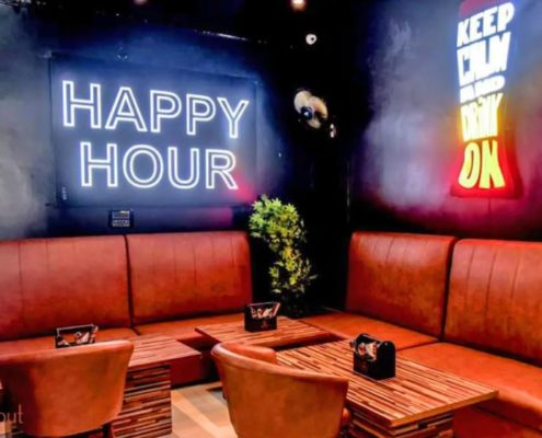 Tipsy Trunk | Best Party Restaurants in Lucknow