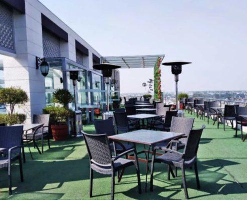 Wonder Terrace Bar & Kitchen | Best party restaurants in Agra