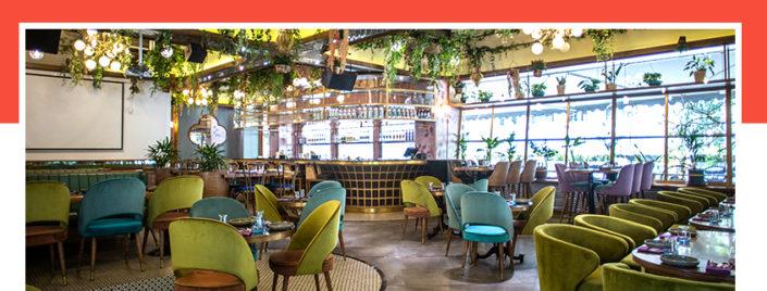 eating out in Mumbai