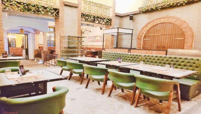 Delhi's best restaurants