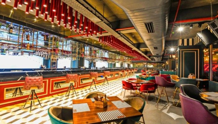 The best bars & restaurants in Lucknow