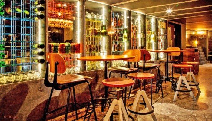 best bars & restaurants in pune