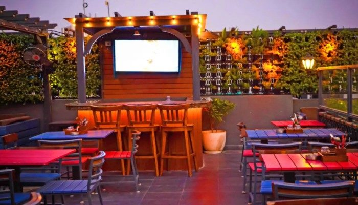 best lounges in Delhi