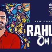comedy nights, Rahul Dua