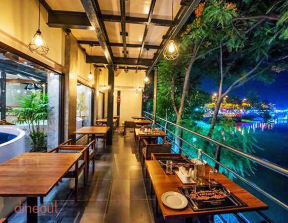 Amogham | Best Restaurants in Hyderabad | GIRF 2021