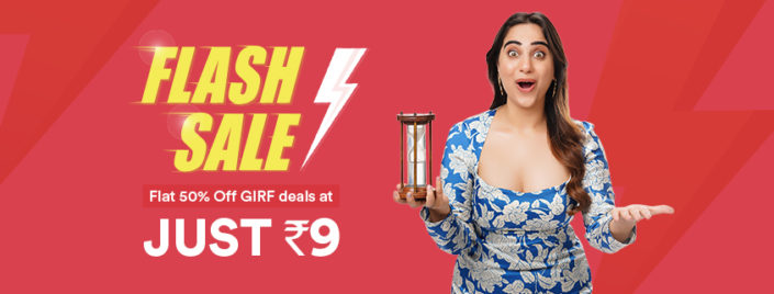 GIRF Flash Sale