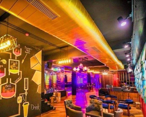 Culture Brew Exchange | Best Restaurants in Chandigarh | GIRF 2021
