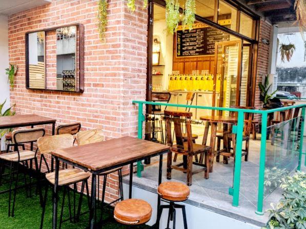 Drifters Tap Station | Best Restaurants in Mumbai | GIRF 2021