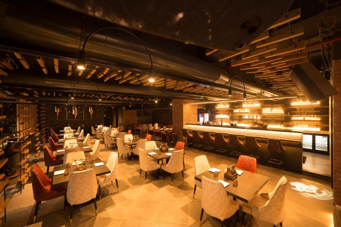 The Drowning Street   Best Restaurants in Lucknow   GIRF 2021