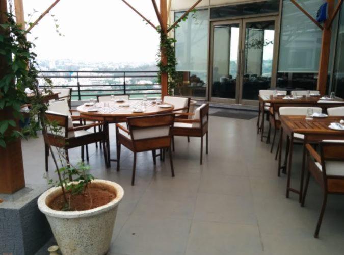 Fusion 9 | Best Restaurants in Hyderabad | GIRF 2021