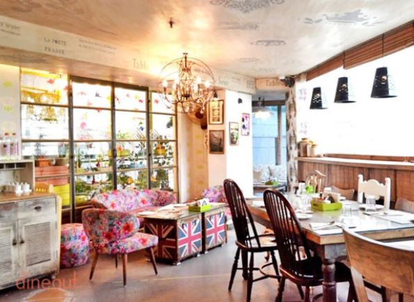 Mamu's Infusion | Best Restaurants in Jaipur | GIRF 2021