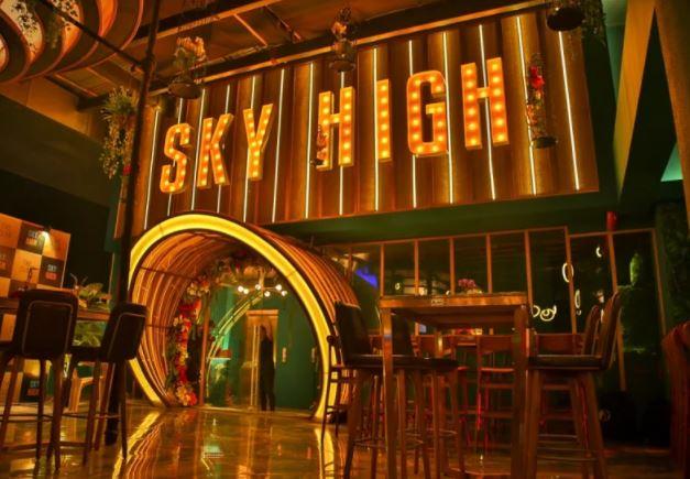Sky High | Best Restaurants in Pune | GIRF 2021