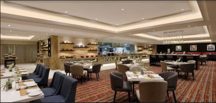 The Square   Fine dining in Lucknow