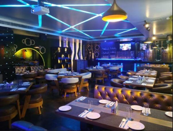 Twister Barrel Microbrewery | Best Restaurants in Chandigarh | GIRF 2021