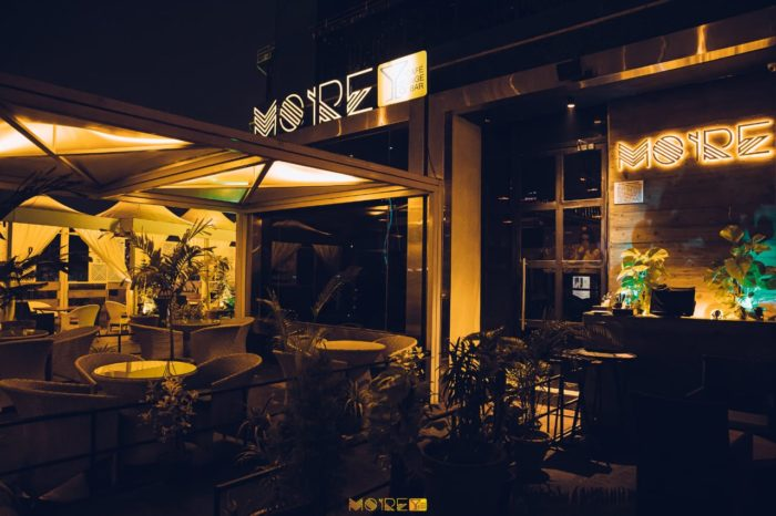 Moire Cafe Lounge & Bar | Best Restaurants in Delhi | GIRF 2021