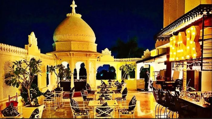 Sangria | Best Restaurants in Udaipur | GIRF 2021