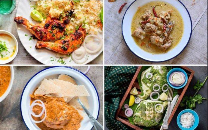 Lucknow restaurants