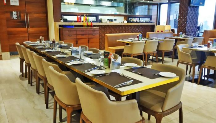 Food restaurants in Chennai