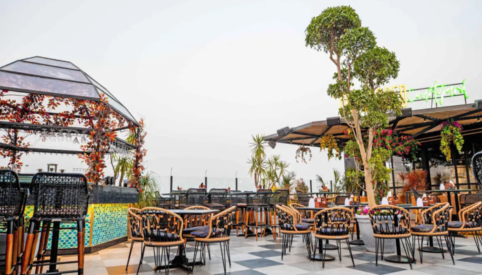 Food restaurants in Agra