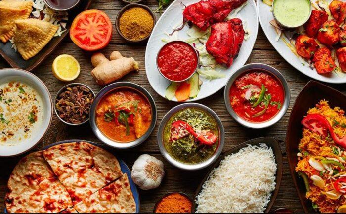 Hyderabad food festival