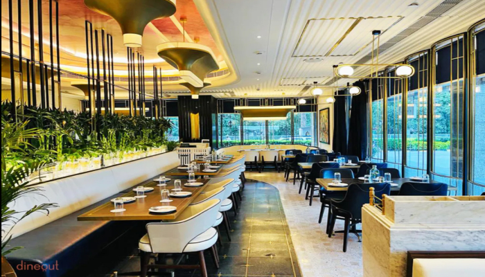 Food restaurants in Delhi