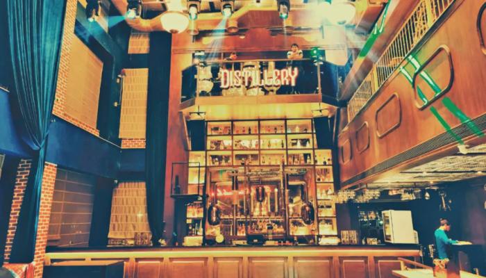 best bars in Delhi NCR