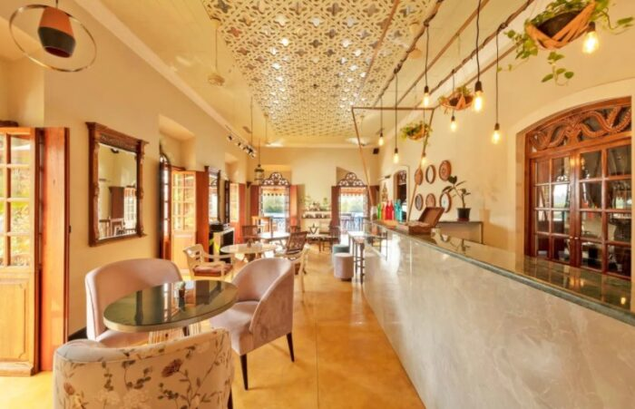 Instagrammable cafes in Goa