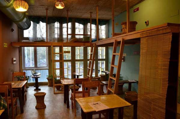 book cafes in chandigarh